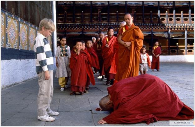 Маленький Будда (1993 г.) Франция, Великобритания , Италия