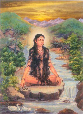 Лалла. Первый поэт-мистик средневековой Индии