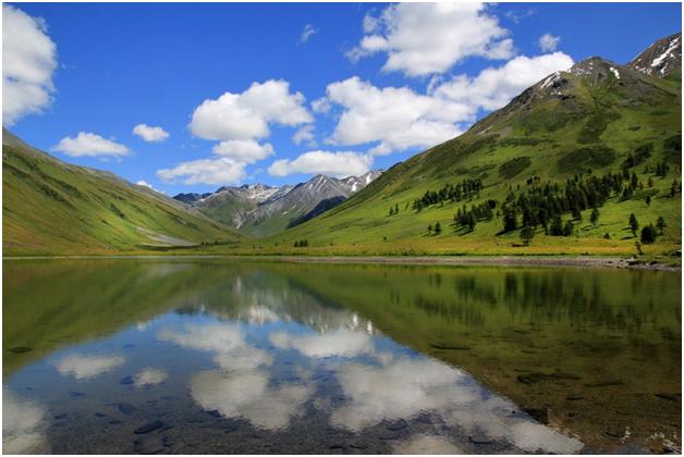Жемчужина Казахстана — Катон-Карагайский национальный парк
