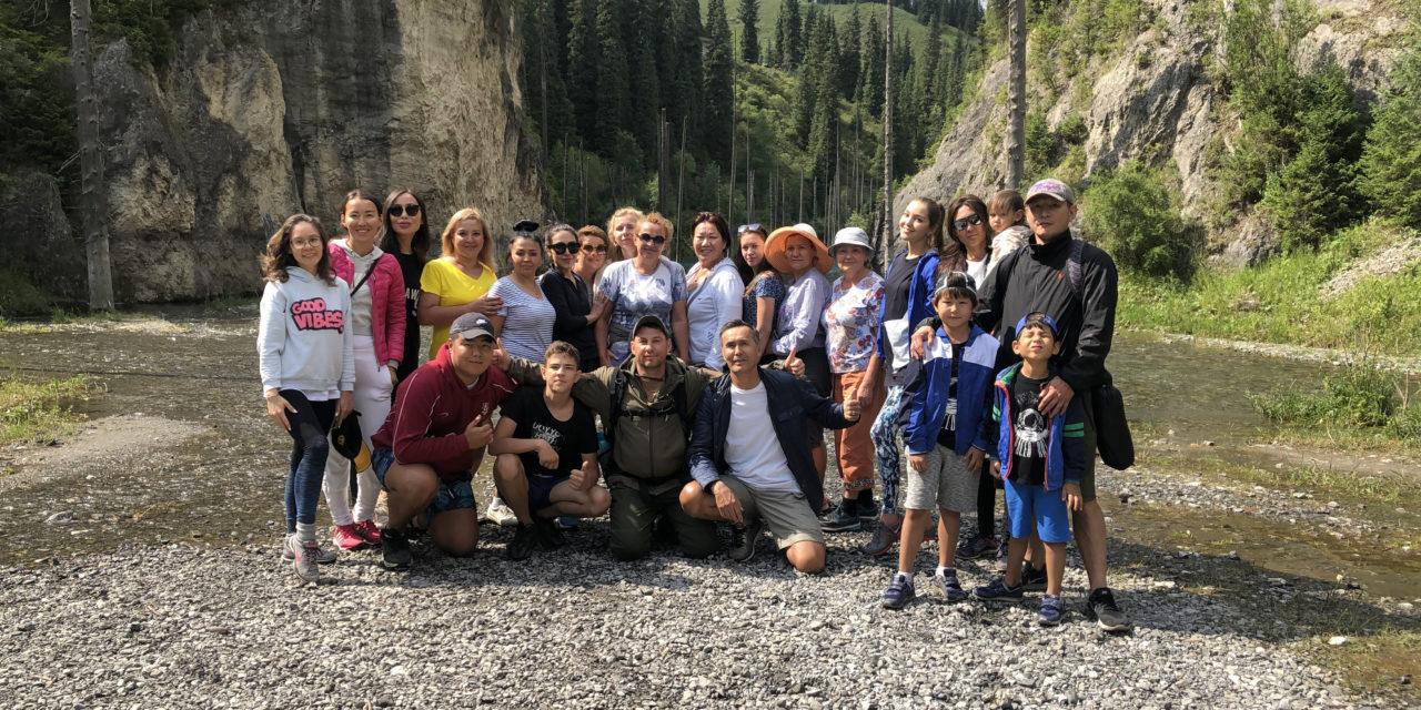 Паломнический тур по сакральным местам гор Алатау – Южного Казахстана — как это было.